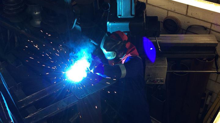 All types of welding